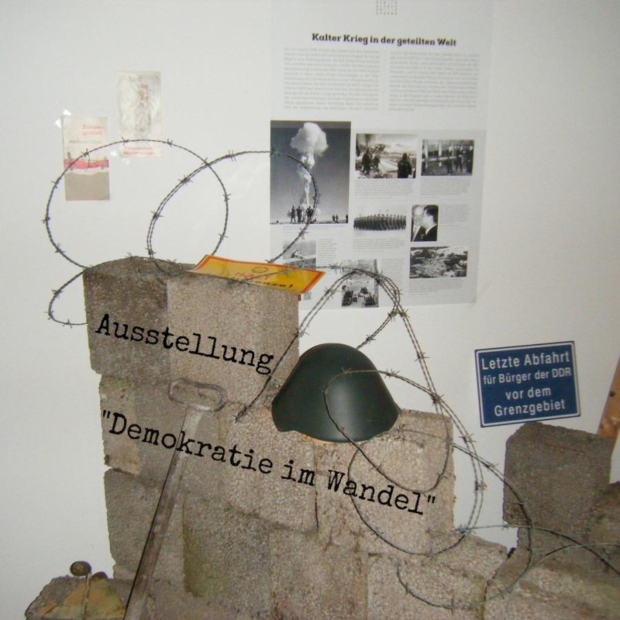 """Ausstellung """"Demokratie"""""""